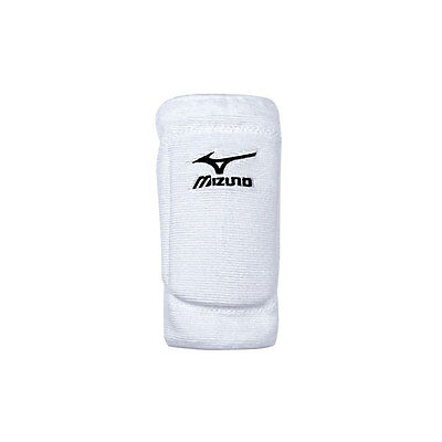 Mizuno Youth T10 Plus Volleyball Kneepads - White