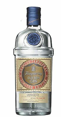 Tanqueray Old Tom Gin Limited Edition 40% 1 Liter