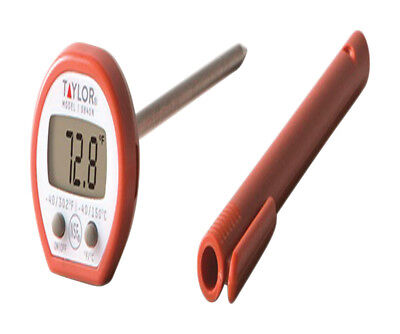 Taylor Instant Read LCD Pocket Digital Thermometer