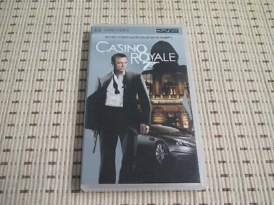 James Bond 007 Casino Royale Film UMD für Sony PSP *OVP*