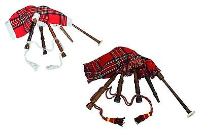 Kids Toy Bagpipe/Junior Playable Bagpipes/Child Bagpipe Royal Stewart