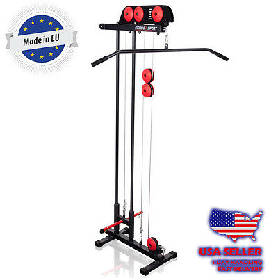 Marbo Sport Wall-mounted, Self-standing Pull Down / Up