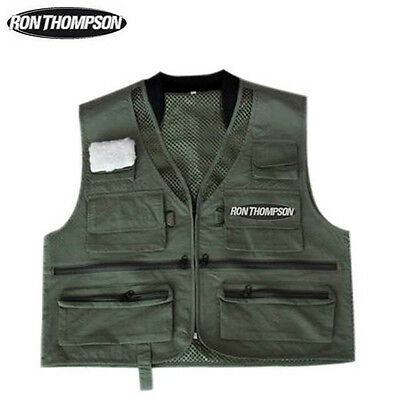 GILET RON THOMPSON FLY VEST Modèle: L