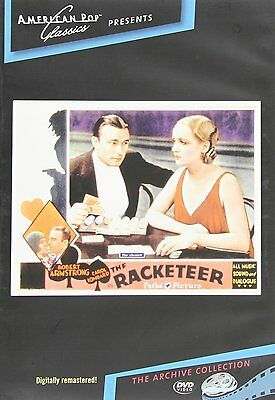 THE RACKETEER  (1929 Carole Lombard) - Region Free DVD - Sealed