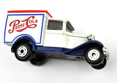 Pepsi Cola Modell-Auto Die-Cast Car Matchbox 1979 Ford Modell A
