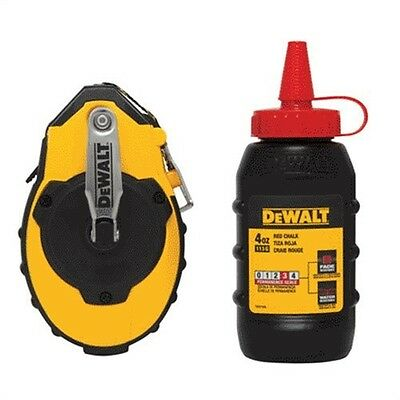 Chalk Line Reel And Chalk,No DWHT47144,  Stanley Consumer Tools