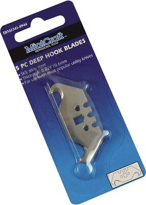 Blade Hook Knife Deep Hk 5,No JL-BD-013L,  Mintcraft