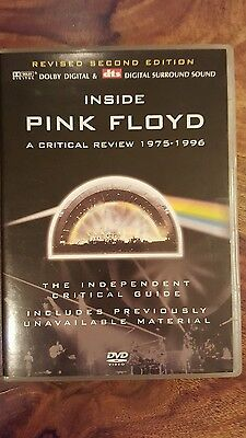 Inside Pink Floyd - a critical review 1975-1996 (dvd 2004)