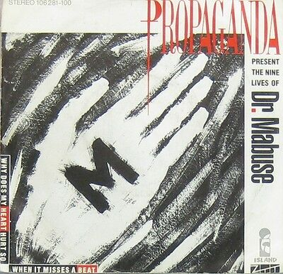 Propaganda Dr Mabuse  the first side a to day