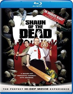 Shaun of the Dead [$5 Halloween Candy Cash Offe (2011, Blu-ray NUEVO) (REGION A)