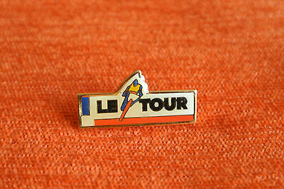 13790 Pin's Pins Velo Cyclisme Le Tour De France