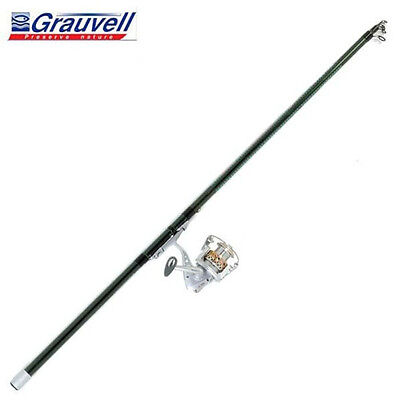 Combo Grauvell Pro Telelight 300