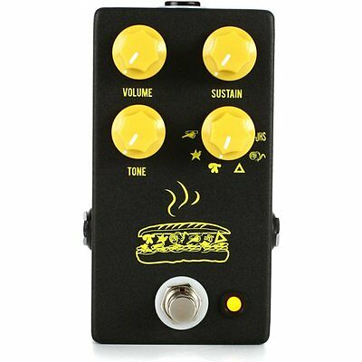 JHS Pedals Muffuletta Fuzz Brand New! Authoruzed Dealer