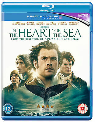 In the Heart of the Sea [2016] [Region Free] (Blu-ray)