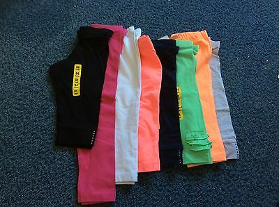 ZARA & OK GIRLS Leggings Size 2 3 4 5 6 7 8 9 10 11 12 13 14 NEW