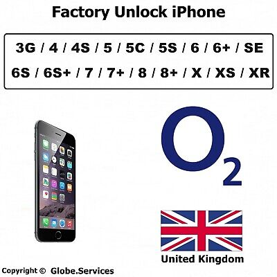 Unlock iPhone O2 UK Tesco Unlocking iPhone 3G/4/4S/5/5C/5S/6/6+/6S/6S+/SE/7/7+