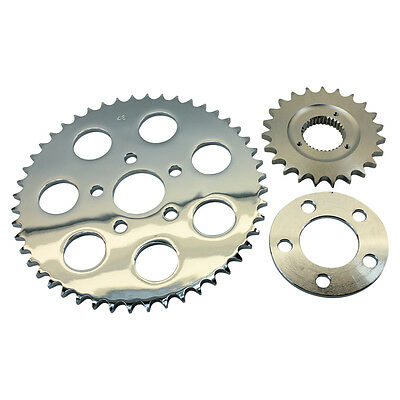 Belt to Chain Conversion kit 91-94 XL Sportster Harley Bobber Chopper Sprocket