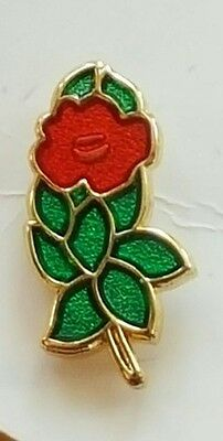 Order of the Rose Coix lapel pin Mason