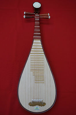 Pipa, Chinese Lute - Professional Rosewood Pipa - 樂海頂級花梨木琵琶
