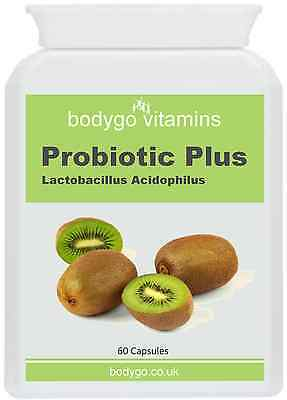 Probiotic Plus Lactobacillus Acidophilus