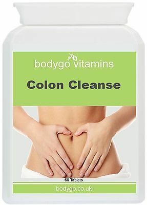 Colon Cleanse with Cascara Sagrada