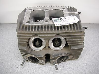 CA95 Benly Touring 150 Cylinder Head with valves and rockers #12200-207-030
