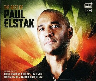Best Of Paul Elstak - Paul Elstak (2011, CD NUEVO)2 DISC S