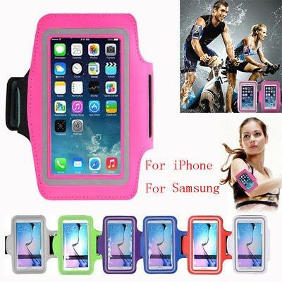 Sports Running Jogging Workout Gym Arm Belt band Phone Holder For iPhone&Samsung