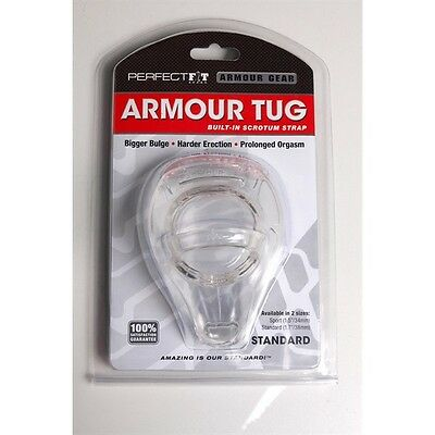 ARMOUR TUG 38 MM by PERFECT FIT Transparent / clear