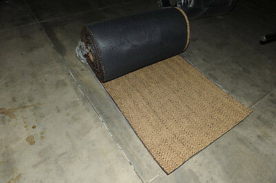 Coir Material Roll - Brown/Natural