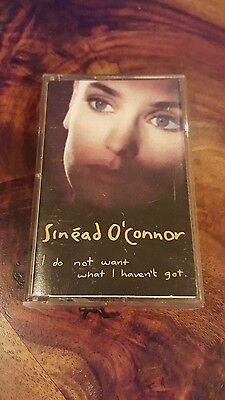 Prince Nothing compares 2u written for Sinead Oconnor cassette