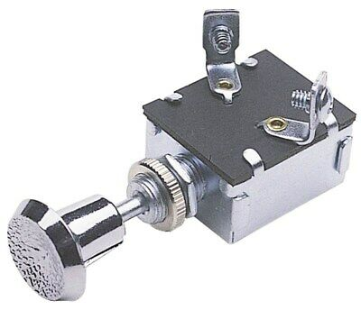 Push-Pull Switch,No 42200,  Cal-Term Products Inc