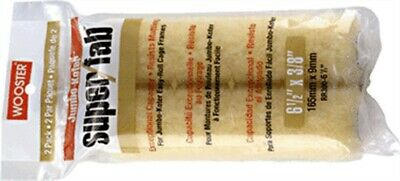Jumbo-Koter Super/Fab Knitted Roller Cover,No RR300-6 1/2,  Wooster Brush