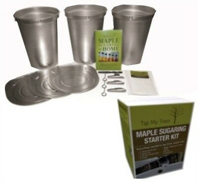 Maple Sugar Starter Kit,No 851080002220,  Tap My Trees Llc