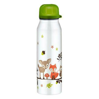 Alfi Isolierflasche isoBottle II Forest Animals, Thermoflasche, Trinkflasche