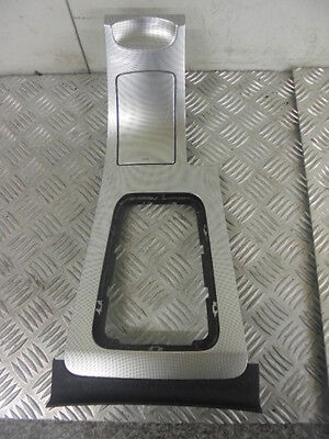 2008 Peugeot 407 2.0 Hdi Centre Console Trim Ith Cup Holder 9683063577