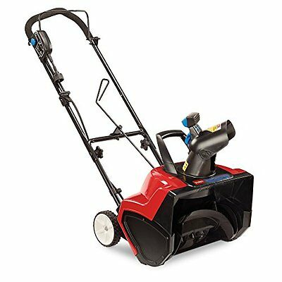 Snow Blower Thrower Electric 18-Inch Toro 15 Amp Power Curve