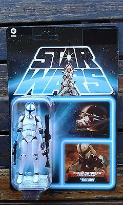 Star Wars Clone Trooper Liutenant Vintage Collection Ep202