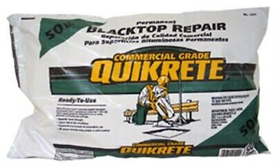 QUIKRETE COMMERCIAL BLACKTOP PATCH,No 170152,  Quikrete Companies
