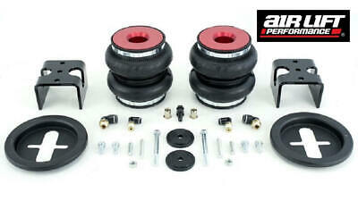 "VW Golf MK5 MK6 GTI R32 R AirLift Rear Air Ride Suspension Kit Slammed 5.8"" Drop"