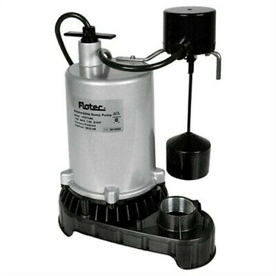 3/4HP Zinc Sump Pump,No FPZT7450,  Pentair Water