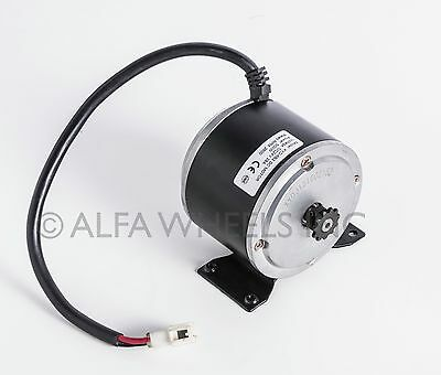 500W 24V Electric scooter Motor XYD-6B2 Currie Technologies for IZIP-450