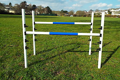 Dog Agility Equipment 2 Maintenance Free Jumps