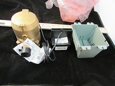 Elster Amco  C700 InVision 2P 5/8 X 3/4 Bronze Water Meter w/ EnergyAxis NEW