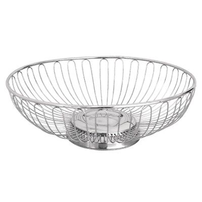 Bread or Fruit Bowl Kitchen Restaurant Serving Display Baskets Tableware