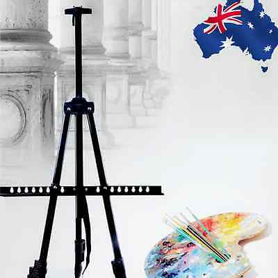 Artist Alloy Folding Painting Easel Adjustable Tripod With Carry Bag  SMUKE1499