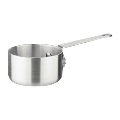 Vogue Aluminium Saucepan 700ml Grip Handle Kitchenware Cookware Without Lid