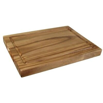 Olympia Acacia Steak Board 260 x 190mm Presentation Serving Kitchen