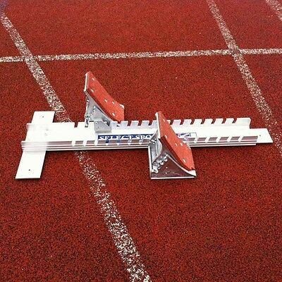 Club Starting Block for Running Athletics Track and Field
