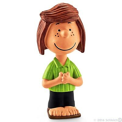 Snoopy Schleich-S 2015 / 2016 Peanuts Peppermint Patty Piperita 22052